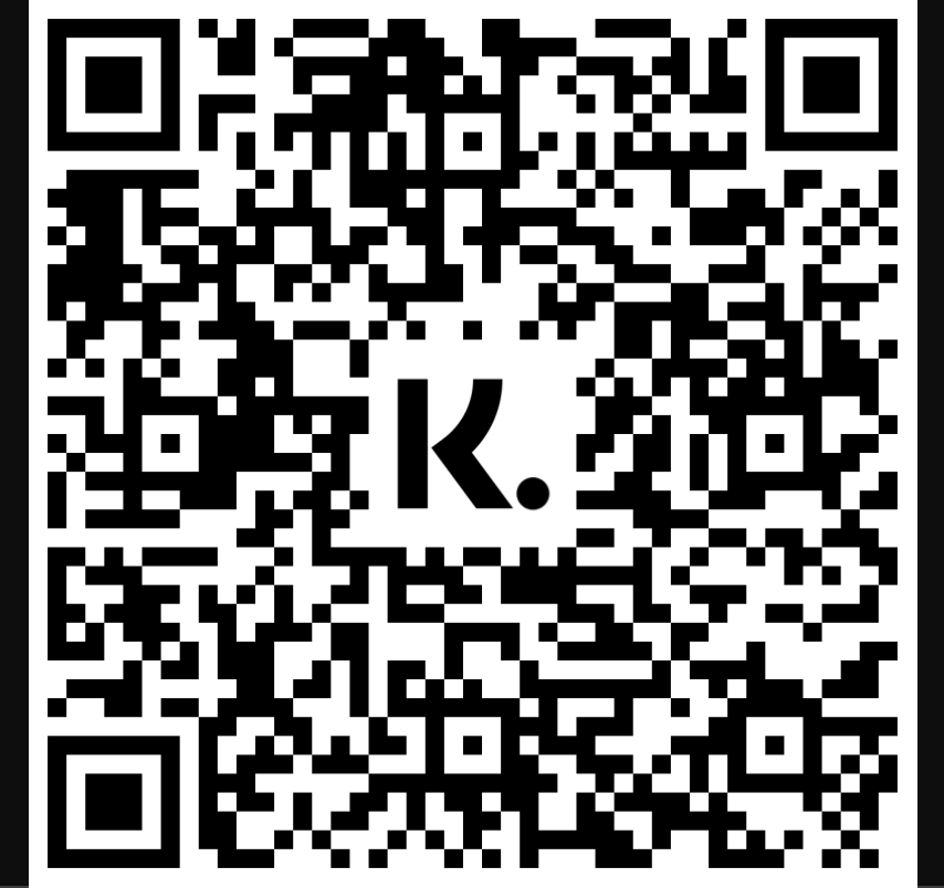 Instant Shopping QR code